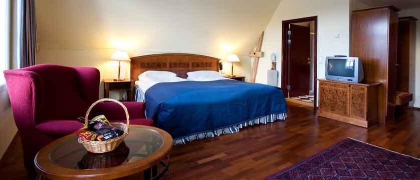 First Hotel Marin, Bergen, Norway - deluxe bedroom.jpg
